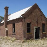 Abandoned Hall, Diapur near Nhill