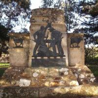 Pioneers Memorial, Deep Lead near Stawell