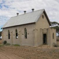 Tullyvea Church near Tarranyurk